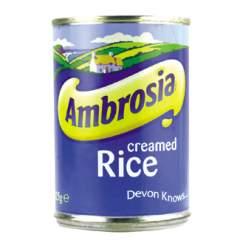 Ambrosia - Creamed Rice