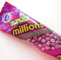 Blackcurrant millions