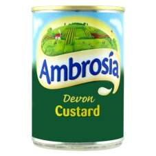 Devon Custard