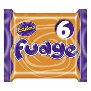 Cadbury Fudge 6 pack