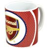 Arsenal Bulls Eye Mug