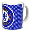 Chelsea Bulls eye mug