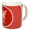 Liverpool bulls eye mug