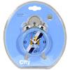 Man City striped clocks