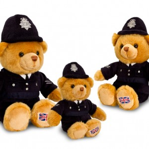 Policeman-Bear