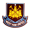 West Ham Crest Air freshener