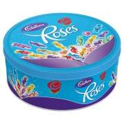 Cadbury Rose Tin 1