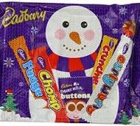Cadbury Selection pack 81g