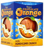 Chocolate Orange honeycomb
