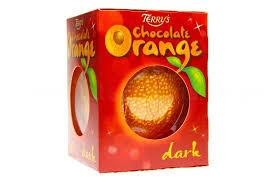 Chocolate orange dark