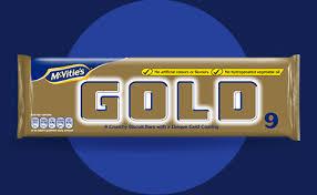 Mc Vities Gold Bars