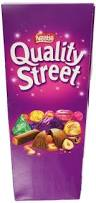 Quality Street Carton
