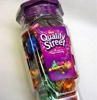 Quality Street Jar