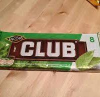 Club mint Biscuits