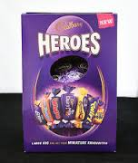 Cadbury hero egg