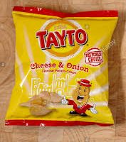 Cheese & Onion Tayto