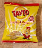 Cheese & Onion Tayto
