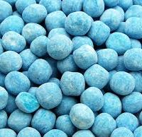 Blue raspberry bon bons