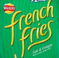 S&V french fries