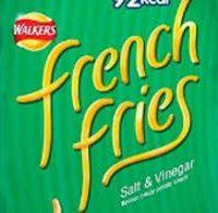 S&V french fries