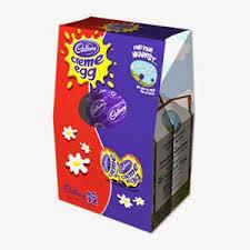 Cadbury Creme Egg large