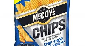 McCoys Chip Shop S&V