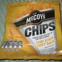 McCoys Chip Shop curry