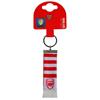 Arsenal Scarf keyring