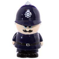 Ceramic Police Money box