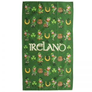 Ireland Design Tea Towel