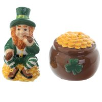 Leprechaun Salt & Pepper