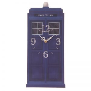 Ted Smith Police Box Clock
