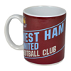 West Ham Established mug