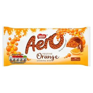 Aero Festive Orange