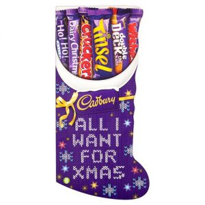 Cadbury Stocking