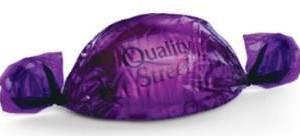 Quality Street the purple one