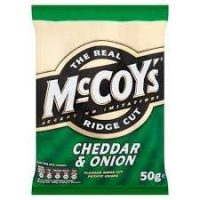 McCoys Cheese & Onion