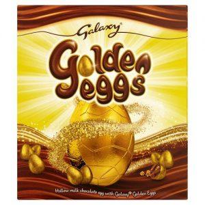 Golden Large Egg
