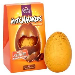 Match maker - orange
