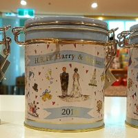 Tins of Tea