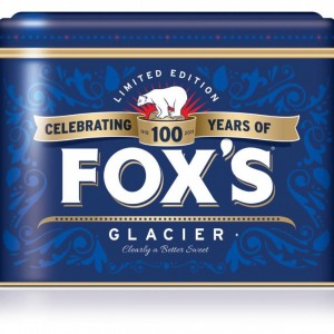 Fox's Mint tin