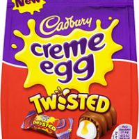 Creme Egg Twisted bag